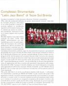 Articolo sulla Latin Jazz Band